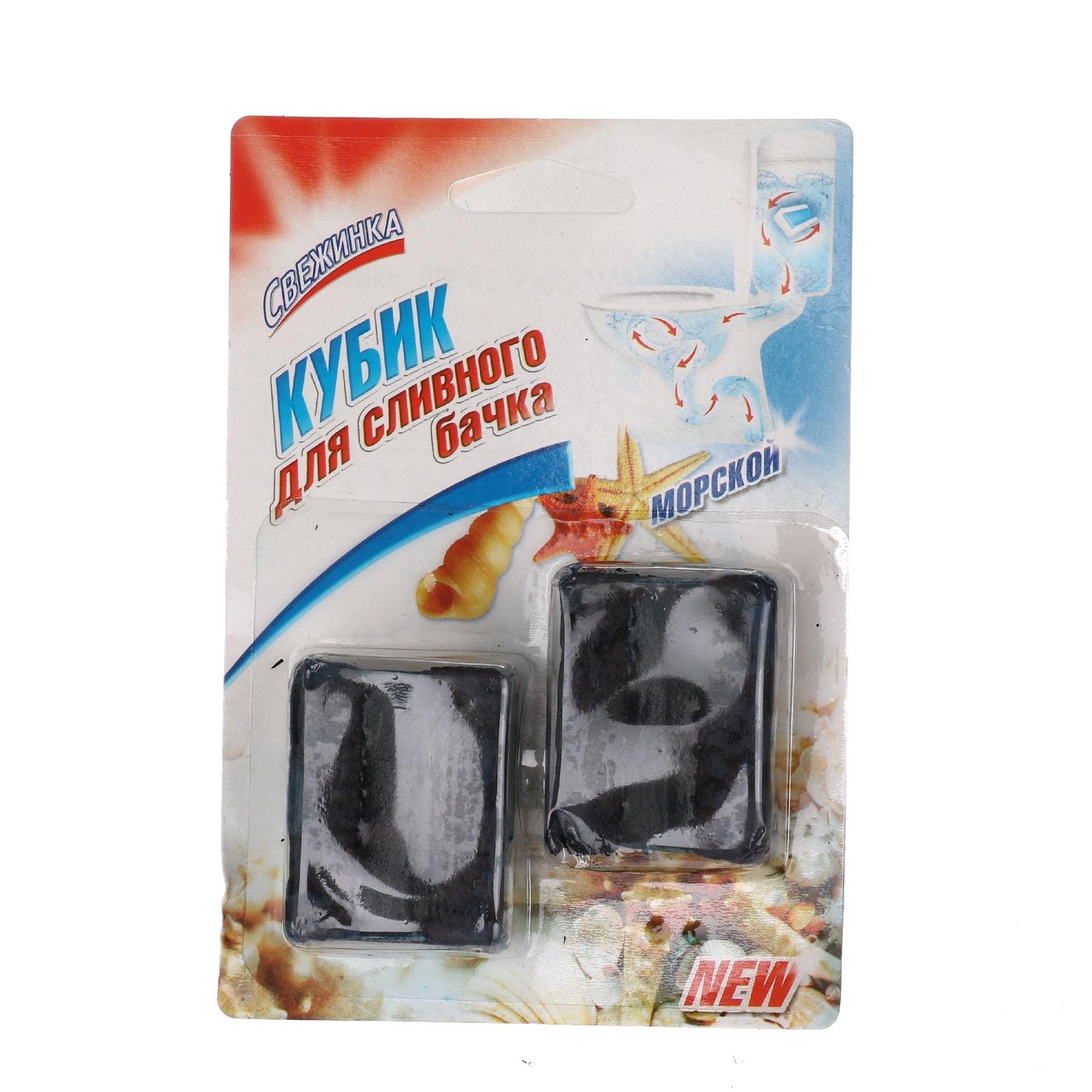 Средство для ванной и туалета Свежинка 3055 таблетка для сливного бачка antella океан