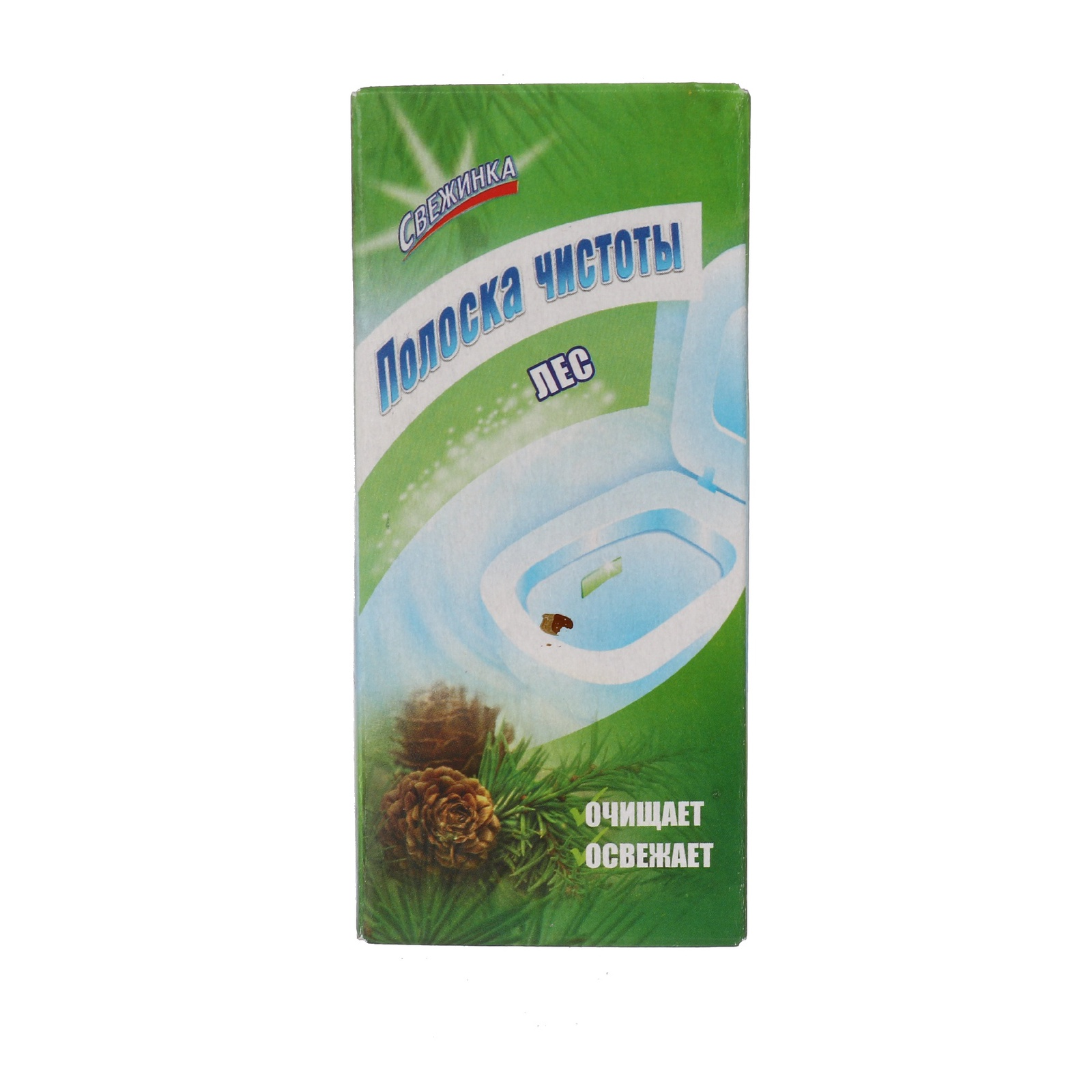 Средство для ванной и туалета Свежинка 2036