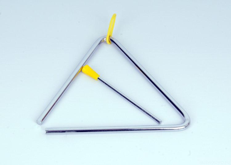 Детский музыкальный инструмент DEKKO T-10 серебристый музыкальный инструмент 10 букв сканворд