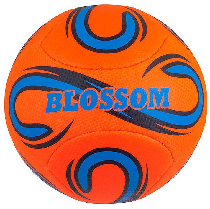 Мяч волейбольный Indigo Blossom, 1183/1184, желтый, красный чешки для мальчика aruna волейбольный мяч цвет белый голубой 61 волейбольный мяч размер 27 29