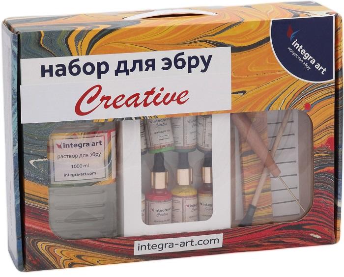 Набор для рисования Integra Art Эбру Creative