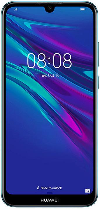 Смартфон Huawei Y6 2019 2/32GB, синий
