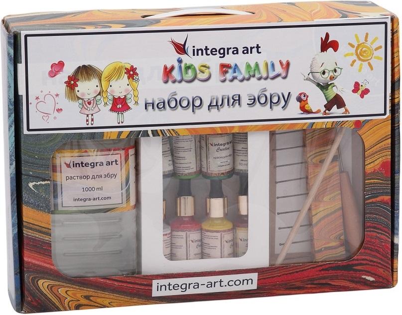 Набор для рисования Integra Art Эбру Kids Family