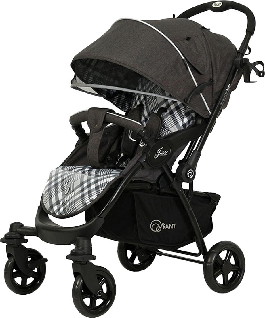Коляска прогулочная Rant Trends Jazz Trends Scotland RA004, grey4630038413402Прогулочная коляска Рант Jazz предназначена для детей с 6 месяцев до 3-х лет.Удобная и комфортная коляска в ярком дизайне подходит для ежедневных прогулок с малышом на свежем воздухе, для дальних путешествий. Коляска предоставит маленькому пассажиру наилучшие условия для увлекательных прогулок и изучения окружающего мира. Для удобства наблюдения за ребенком, в конструкции коляски предусмотрена перекидная ручка. Спинка коляски имеет 3 уровня наклона и опускается до горизонтального положения. Регулируемая подножка удлиняет спальное место, малыш может с комфортно поспать во время прогулки. От солнца и ветра малыша защитит увеличенный капюшон, который опускается до поручня. В капюшоне предусмотрено 3 смотровых окошка, которое позволят вам наблюдать за малышом, когда капюшон опущен. На задней стенке капюшона расположен удобный карман, который позволит взять с собой на прогулку все необходимое для ребенка. Передняя ручка-бампер легко снимается полностью, либо его можно откинуть на одну сторону, чтобы посадить ребенка в коляску. Обеспечат безопасность малыша в коляске регулируемые пятиточечные ремни безопасности с мягкими плечевыми накладками. Для удобства родителей предусмотрен подстаканник для бутылочки и вместительная корзина для детских принадлежностей или покупок. Передние поворотные колеса с возможностью фиксации и индивидуальным тормозом, делают эту коляску очень маневренной в управлении, и обеспечивают комфортную езду. Задние колеса с центральной блокировкой. Ширина колесной... Крупногабаритный товар.