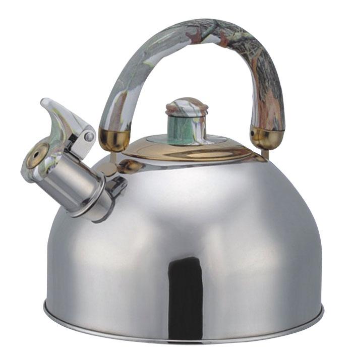 Чайник мет. BHL - 633, 3,5л., мр.серый. bohmann bhl 655