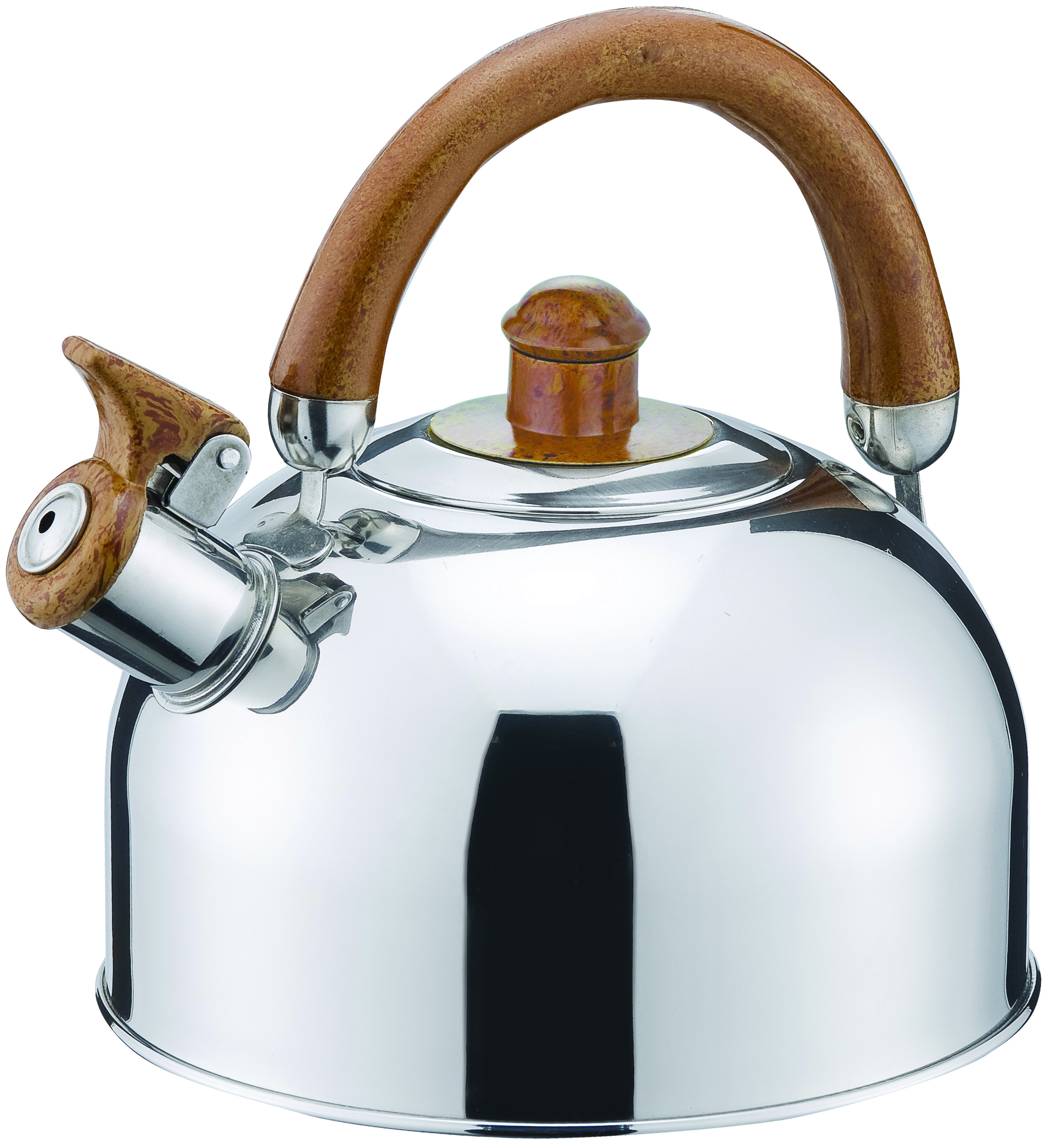 Чайник мет. BHL - 622, 2,5л., GDO bohmann bhl 655
