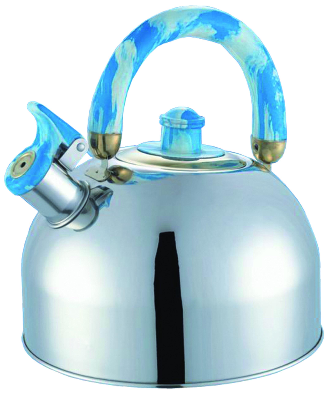 Чайник мет. BHL - 621, 2,5л., Blue bohmann bhl 655