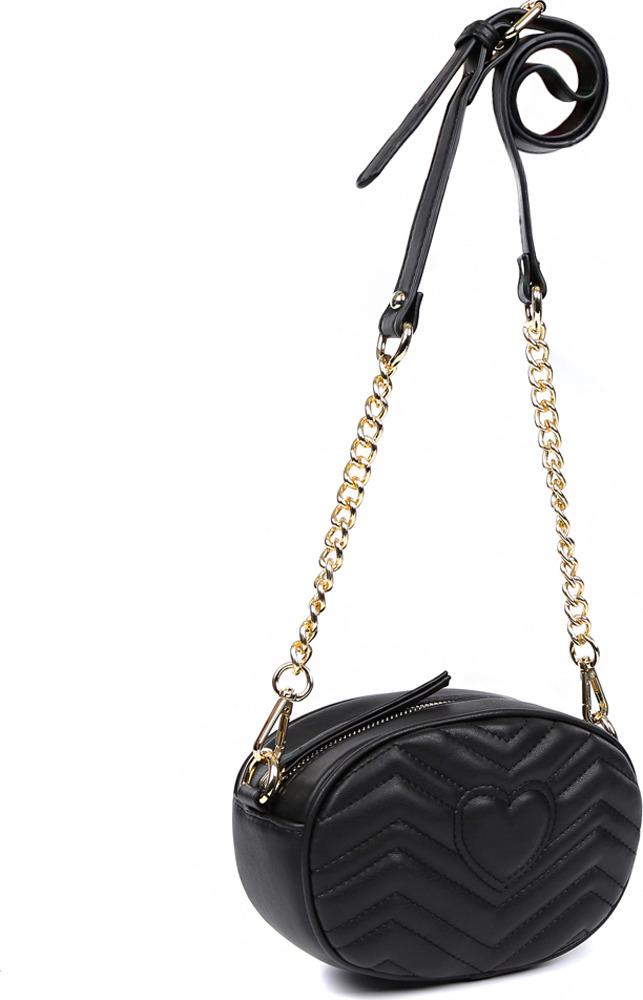 Сумка женская Fabretti, f-c37299-black, черный сотовый