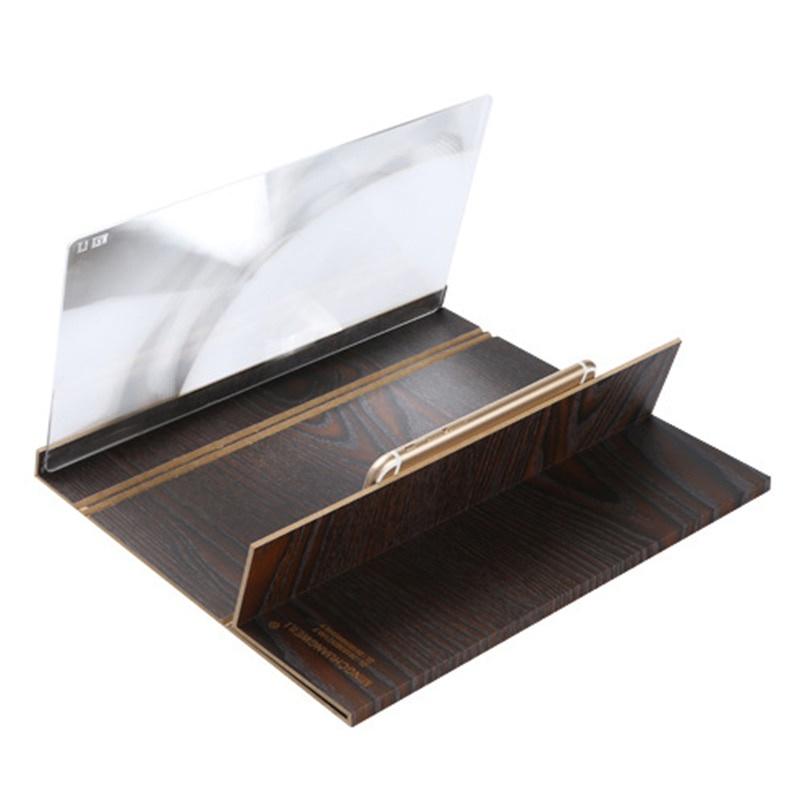 Фото - Подставка для телефона ZUP Loop, коричневый видео