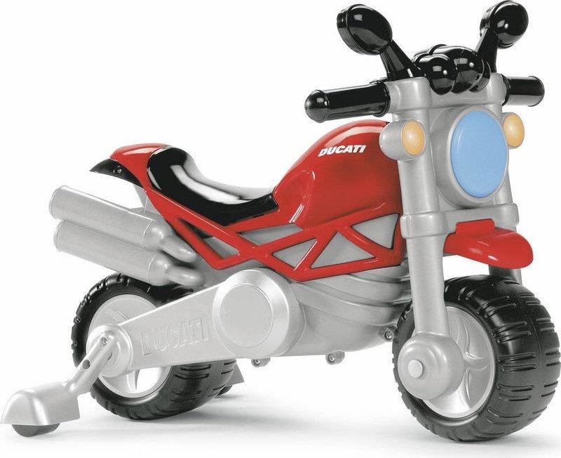 купить Игрушка-каталка Chicco Ducati Monster по цене 6799 рублей