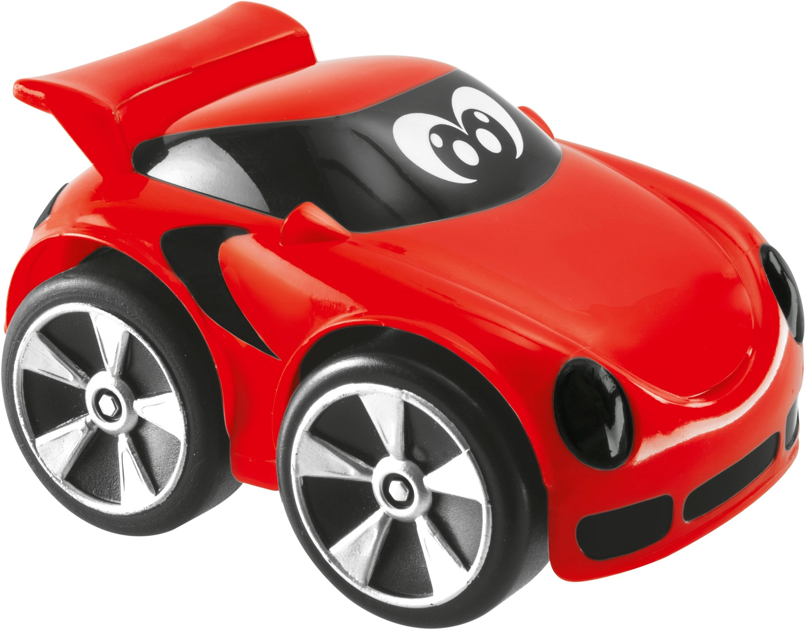 Машинка-игрушка Chicco Turbo Touch Redy красный цена