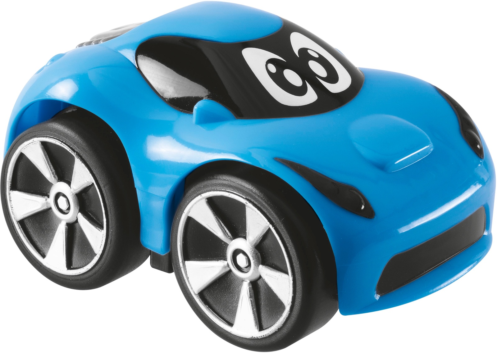 Машинка-игрушка Chicco Turbo Touch Bond синий цена