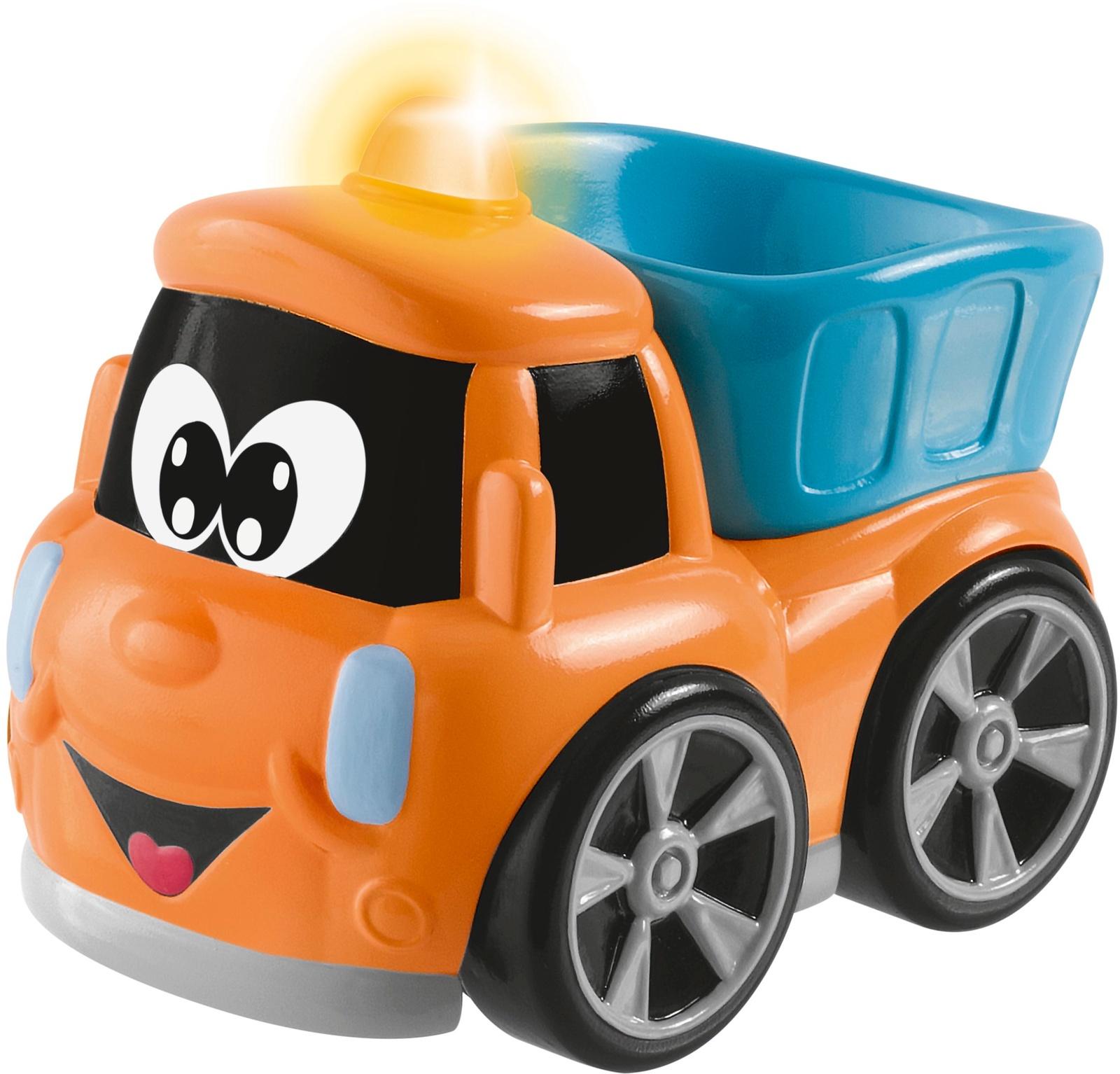 Машинка-игрушка Chicco Строитель Trucky
