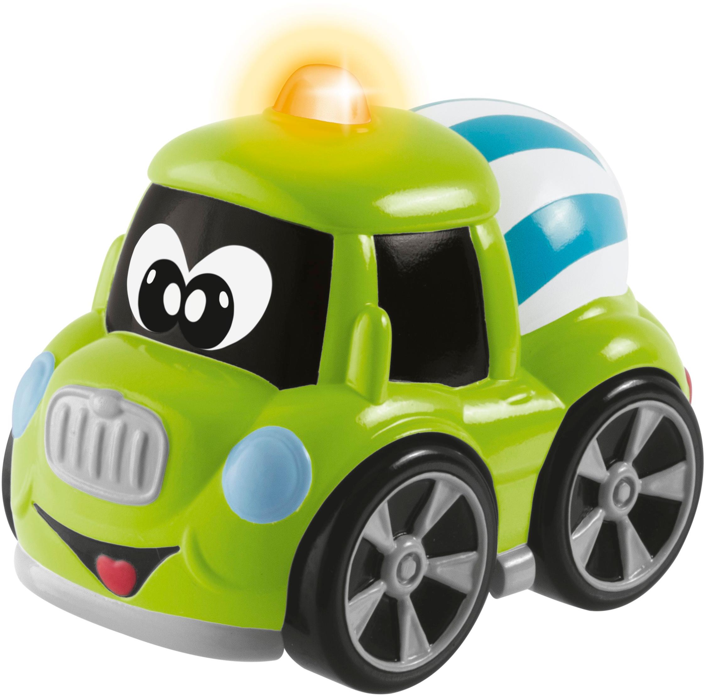 Машинка-игрушка Chicco Строитель Sandy зеленый