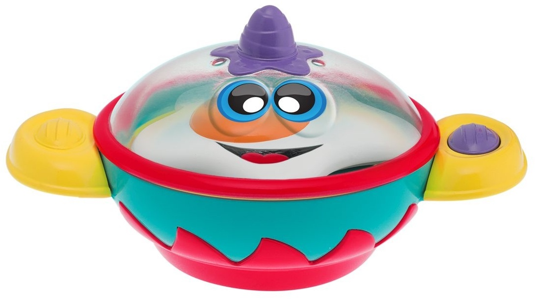 Музыкальная игрушка Chicco 66713 музыкальные игрушки chicco кастрюлька стэн 6 36 месяцев