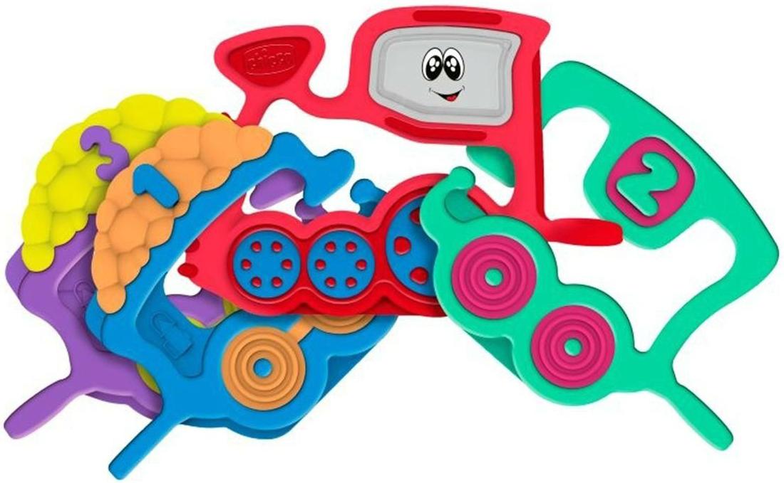 Развивающая игрушка Chicco 81055 игрушка погремушка chicco поезд