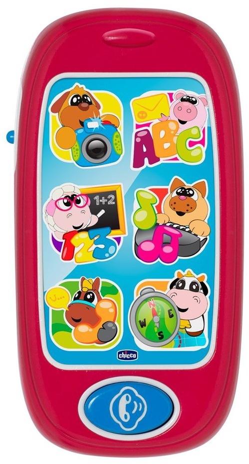 Музыкальная игрушка Chicco 74742 huile игрушка музыкальная собачка с телефоном