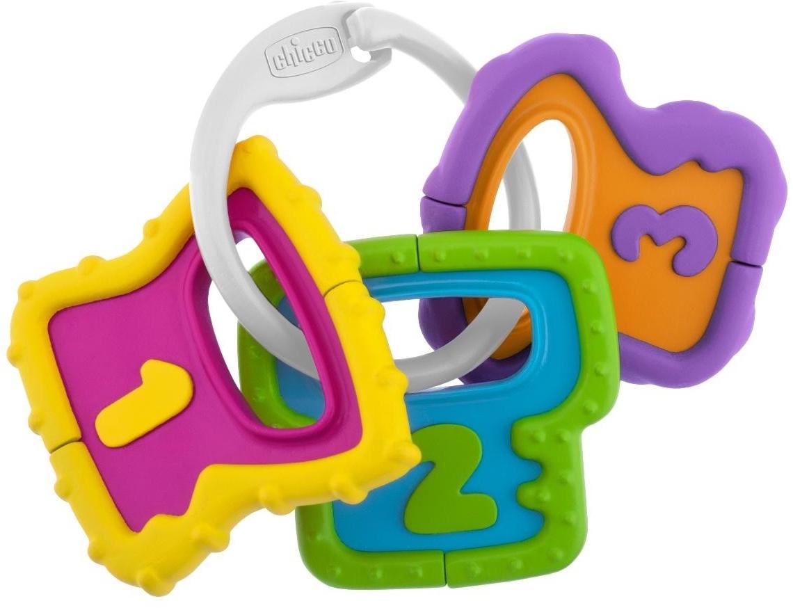 Развивающая игрушка Chicco 41820 chicco игрушка погремушка ключики