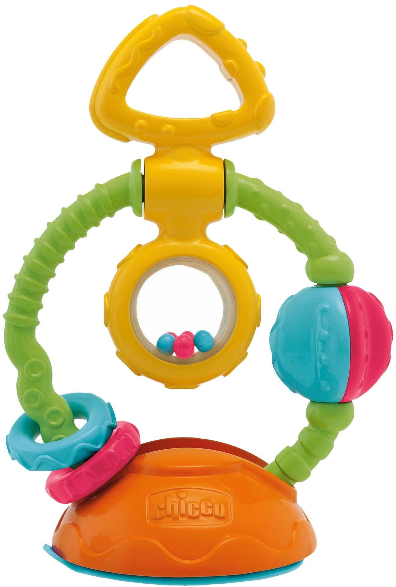 Развивающая игрушка Chicco 19566 развивающая игрушка chicco золушка для стульчика