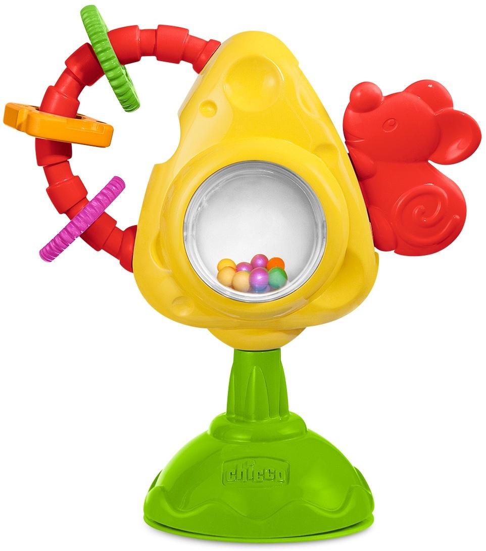 Развивающая игрушка Chicco 42936 развивающая игрушка chicco золушка для стульчика