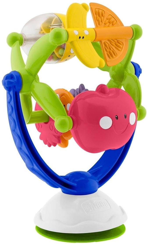 Развивающая игрушка Chicco 38298 развивающая игрушка chicco золушка для стульчика