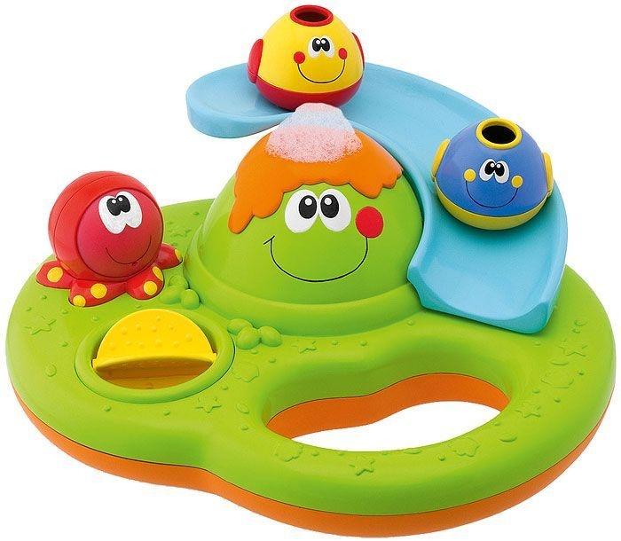 Игрушка для ванной Chicco 17209 игрушка для ванной chicco лягушонок