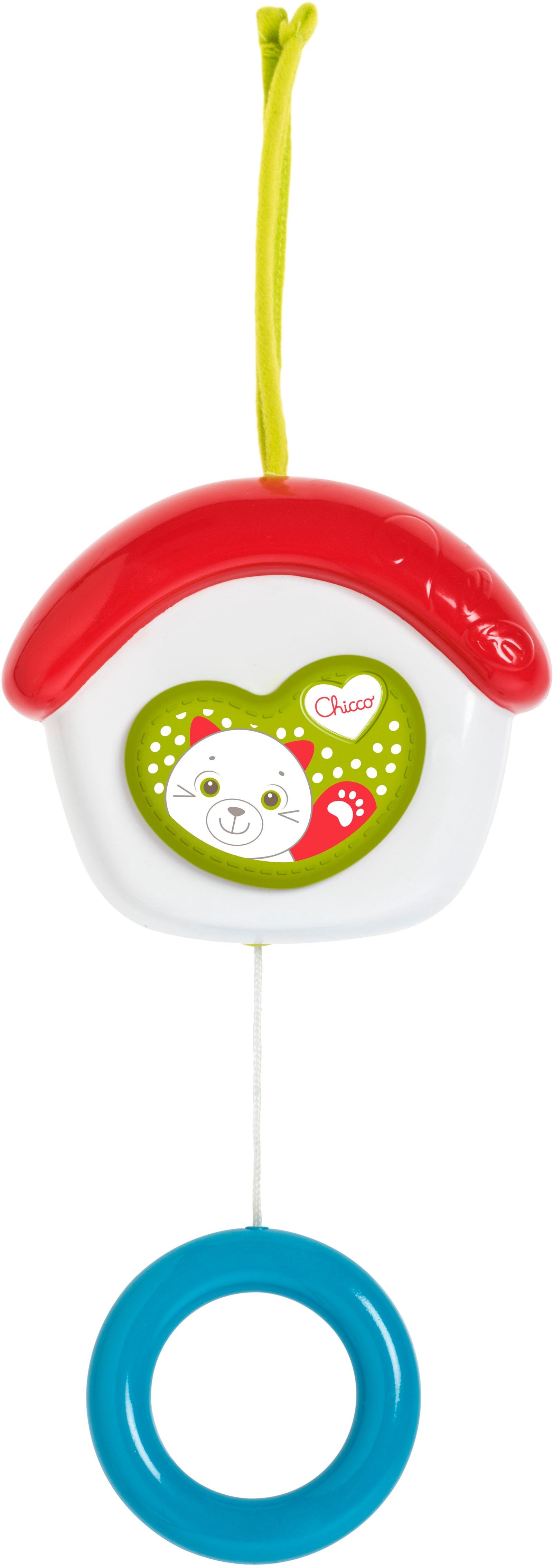 Музыкальная игрушка Chicco 90754 музыкальная подвеска на кроватку chicco чико спокойной ночи цвет розовый