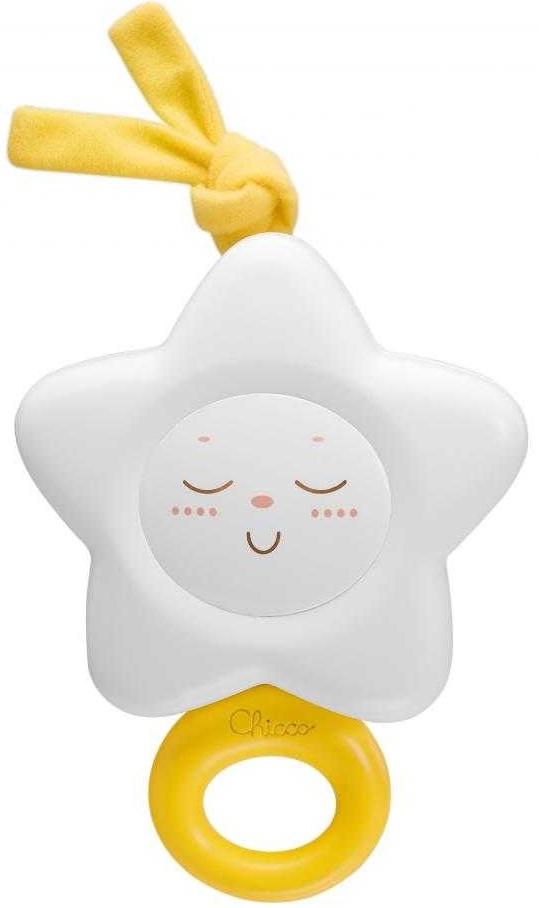 Музыкальная игрушка Chicco 88Великолепная классическая игрушка компании Chicco — теперь в новом дизайне: с округлыми формами и новым цветовым решением. Если потянуть за кольцо, то зазвучит нежная мелодия, которая успокоит и расслабит малыша.Размер игрушки: 12x18x3,5 см.Размер упаковки: 14,2x21,2x6,7 см.