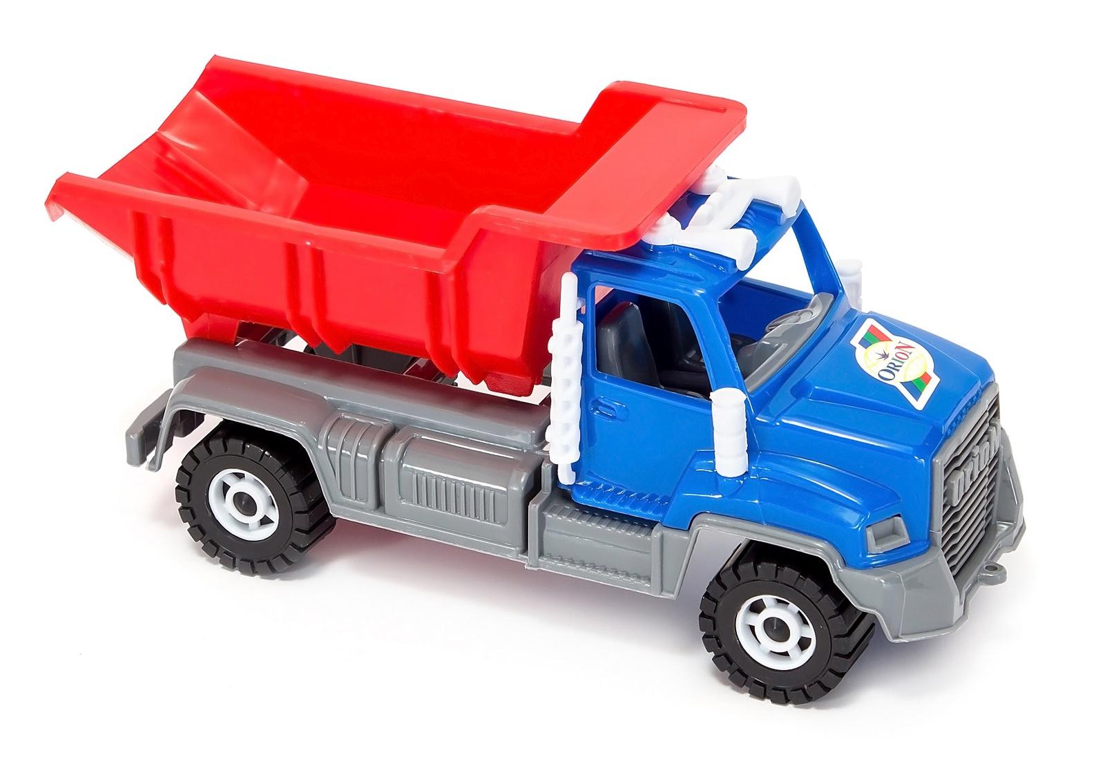 Машинка ORION TOYS Камакс-Н Самосвал 115 синий joy toy машина автотехника самосвал 9463c