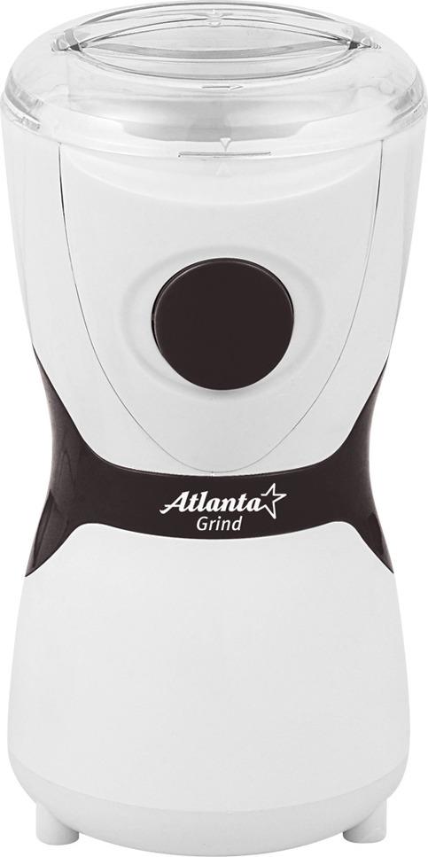 Кофемолка Atlanta ATH-3395 белый Atlanta