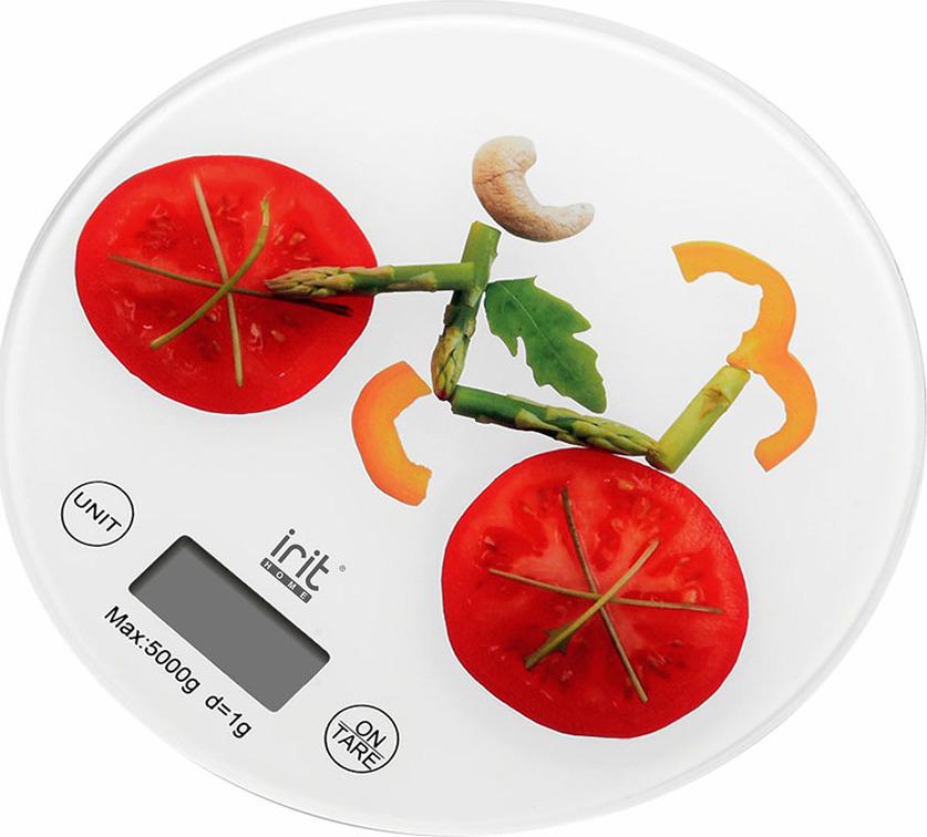 Кухонные весы Irit IR-7237 кухонные весы irit ir 7458 безмен