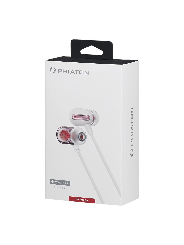 Наушники Phiaton вкладыши MS300BA Pink (PPU-BA0300WH01), белый наушники kenu groovies pink gv1 pk na