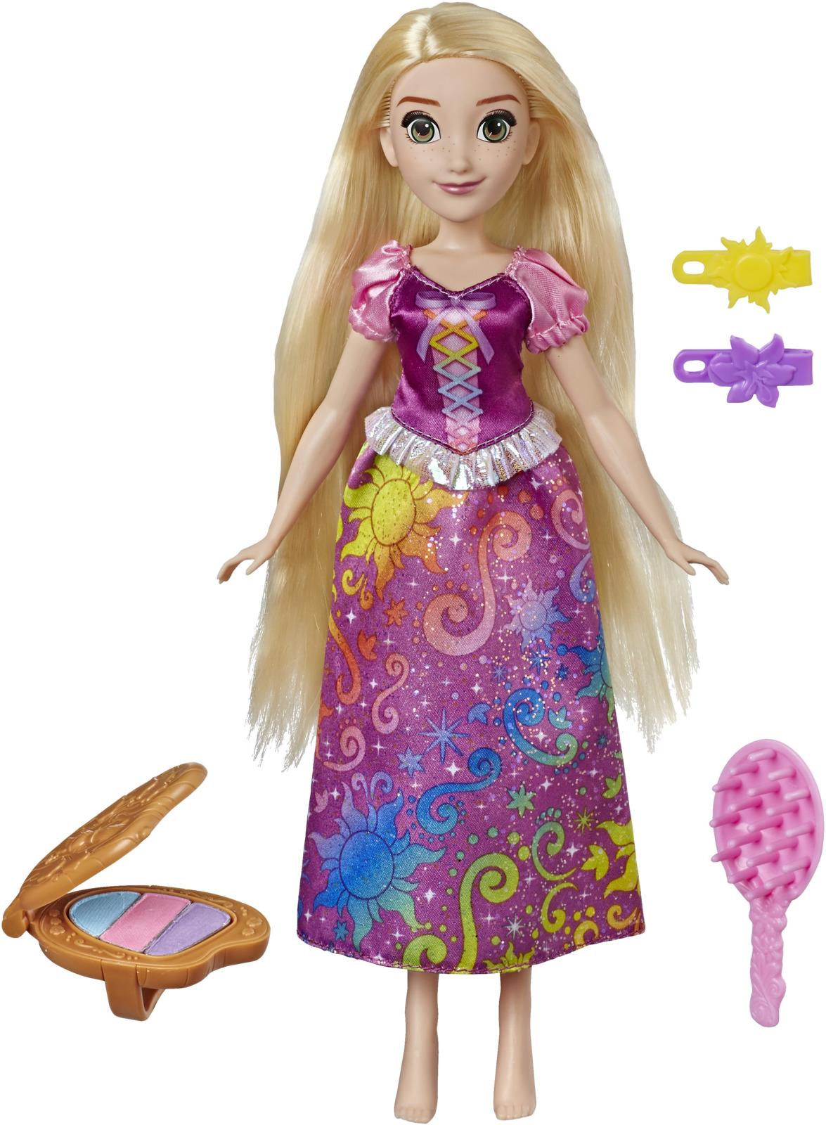 Кукла Disney Princess Classic Fashion Doll Asst Рапунцель, E4646EU4 цены онлайн