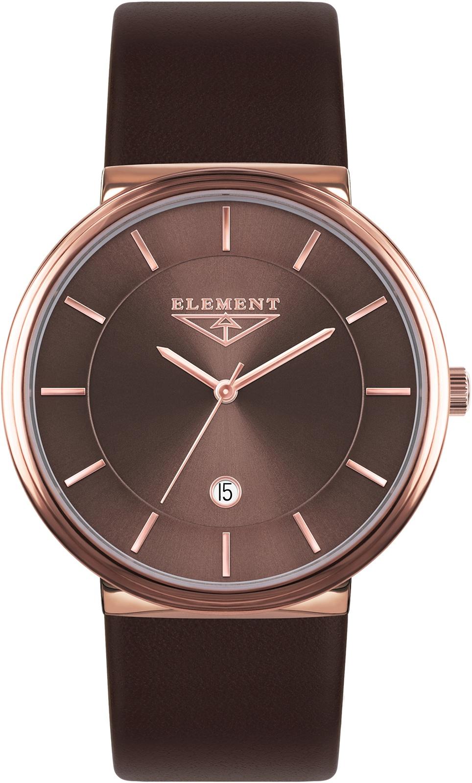 Часы 33 ELEMENT 331524, шоколадный 33 element 331524