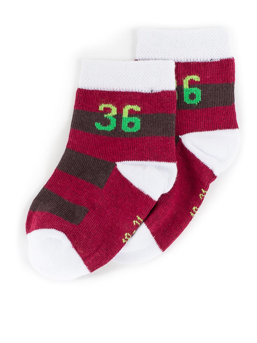 Носки Bruco носки детские soxo цвет зеленый голубой 76990 размер 19 21