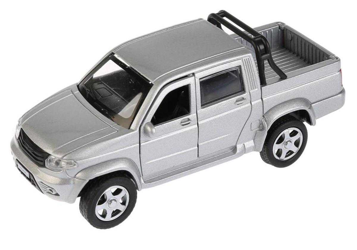 Машинка ТехноПарк Uaz Pickup, 4016279, 12 см цена