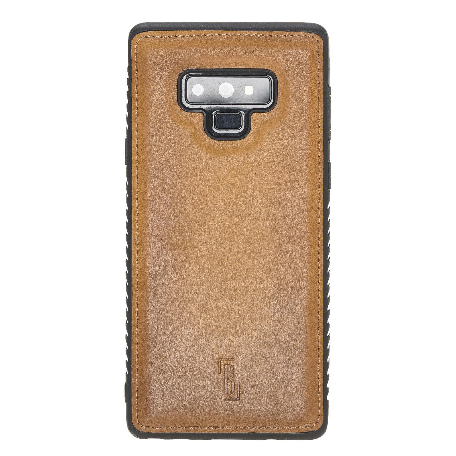 Чехол для сотового телефона Burkley для Samsung Galaxy Note 9 FlexCover, бронза