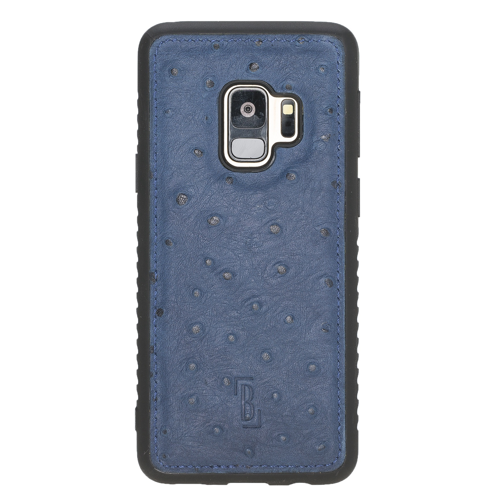 Чехол для сотового телефона Burkley для Samsung Galaxy S9 FlexCover, темно-синий