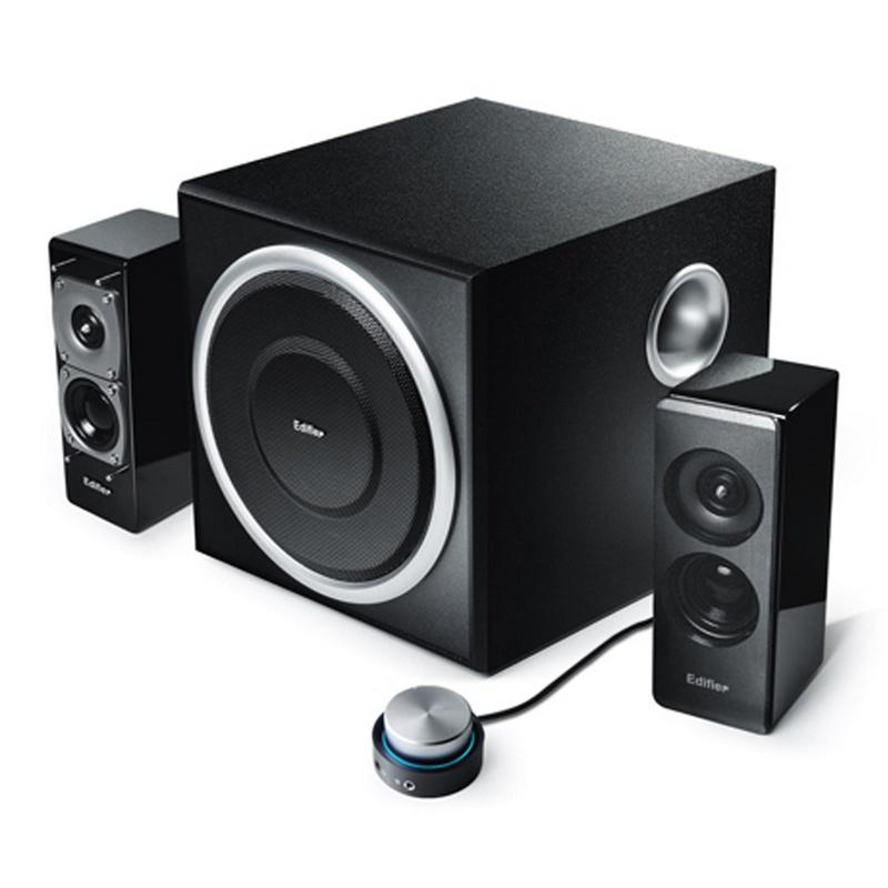 Акустическая система Edifier S330D-Black цена