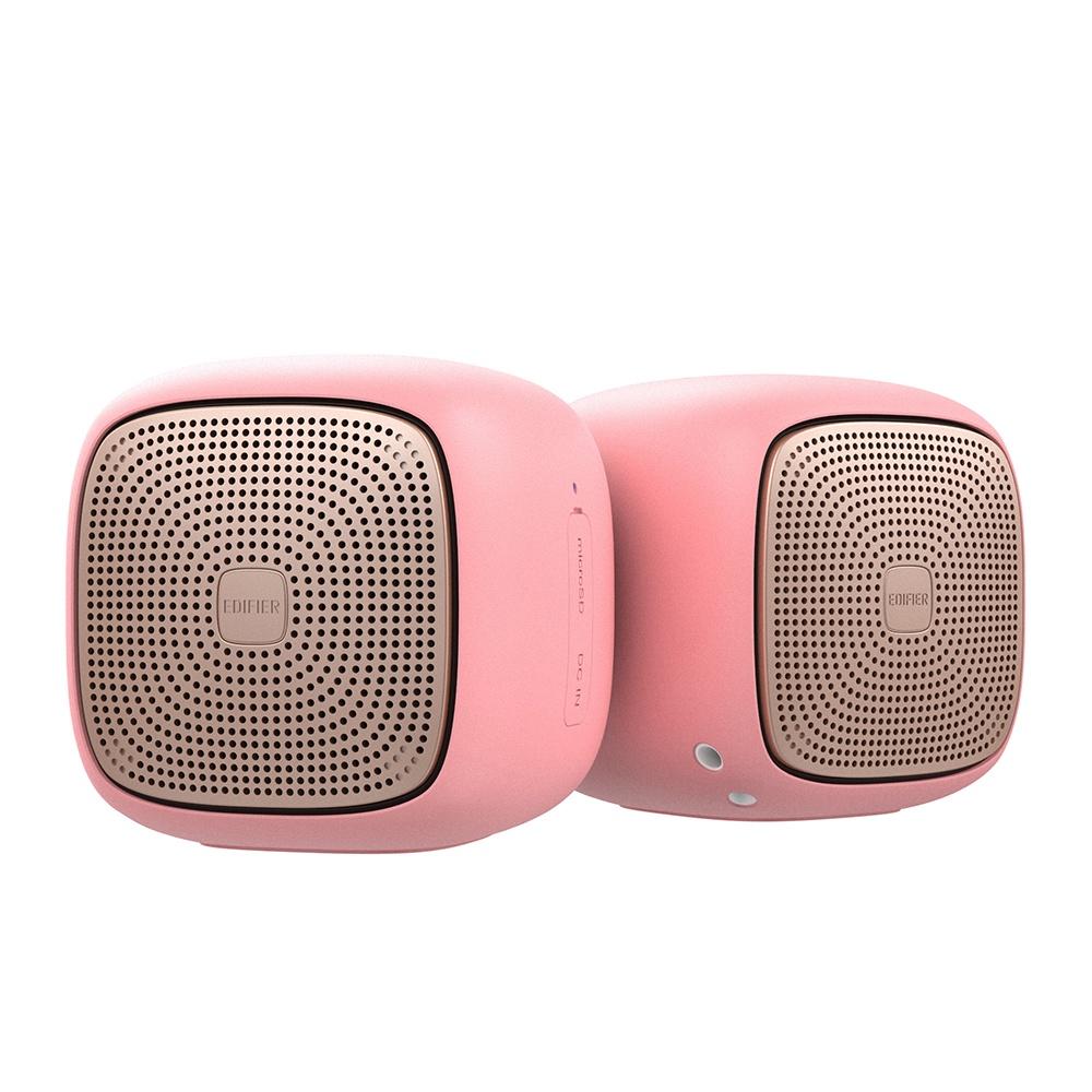 Беспроводная колонка Edifier MP202-DUO-Pink