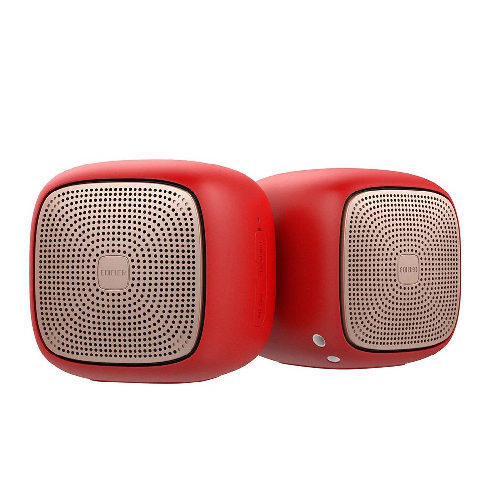 Беспроводная колонка Edifier MP202-DUO-Red колонка edifier r2730db