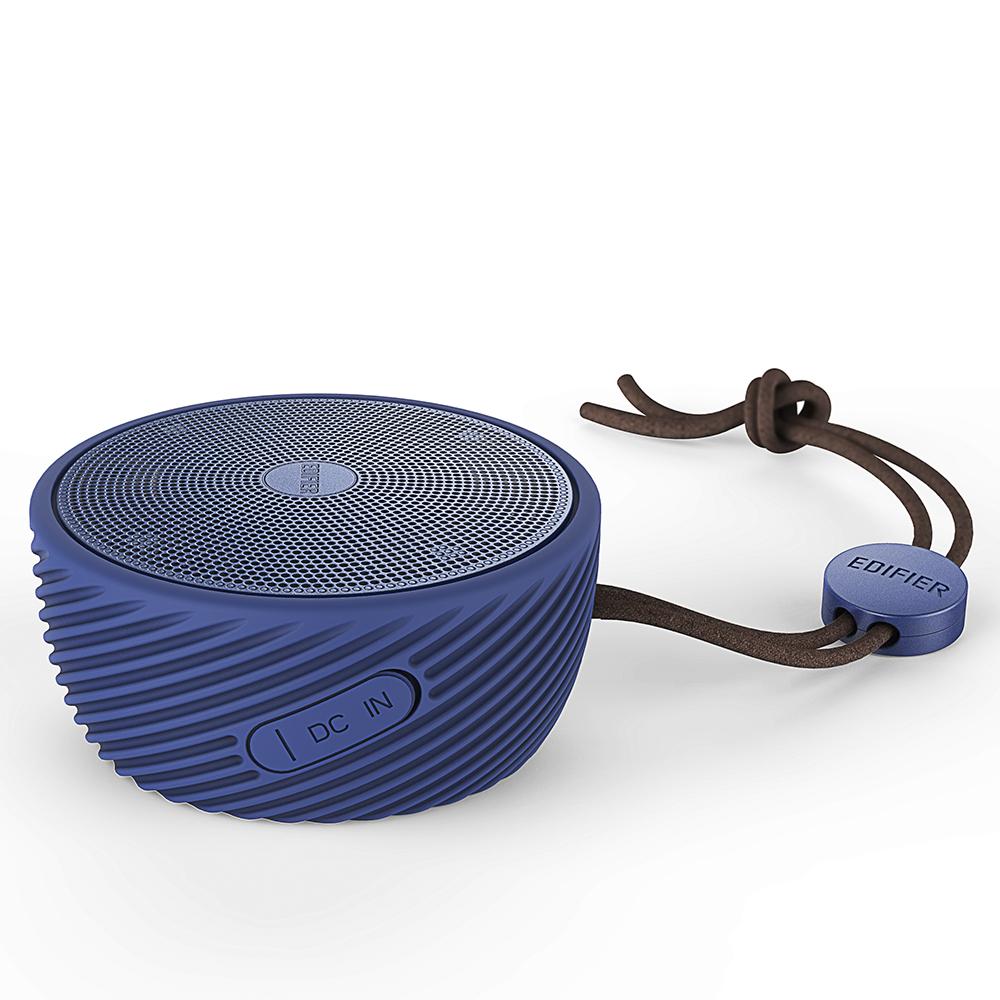 Беспроводная колонка Edifier MP80-Blue беспроводная bluetooth колонка norrka bts06
