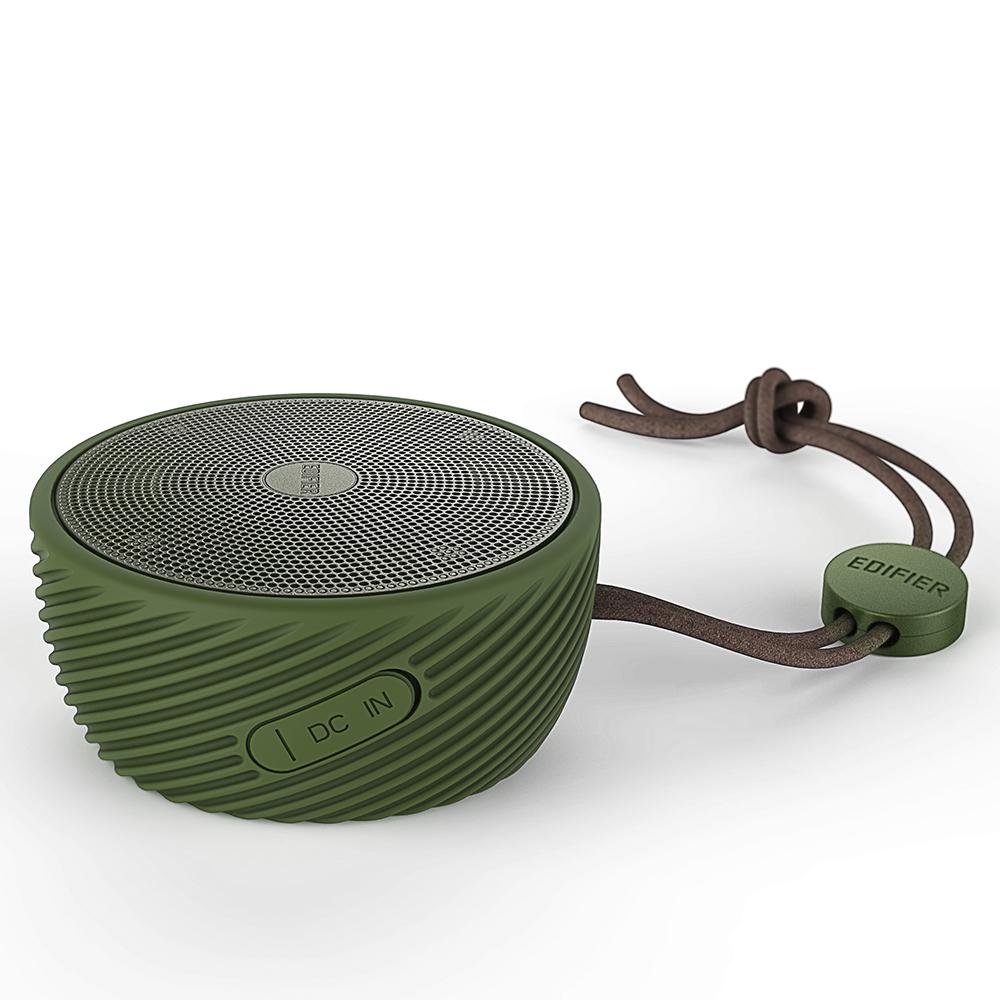 Беспроводная колонка Edifier MP80-Green колонка bluetooth bt809l