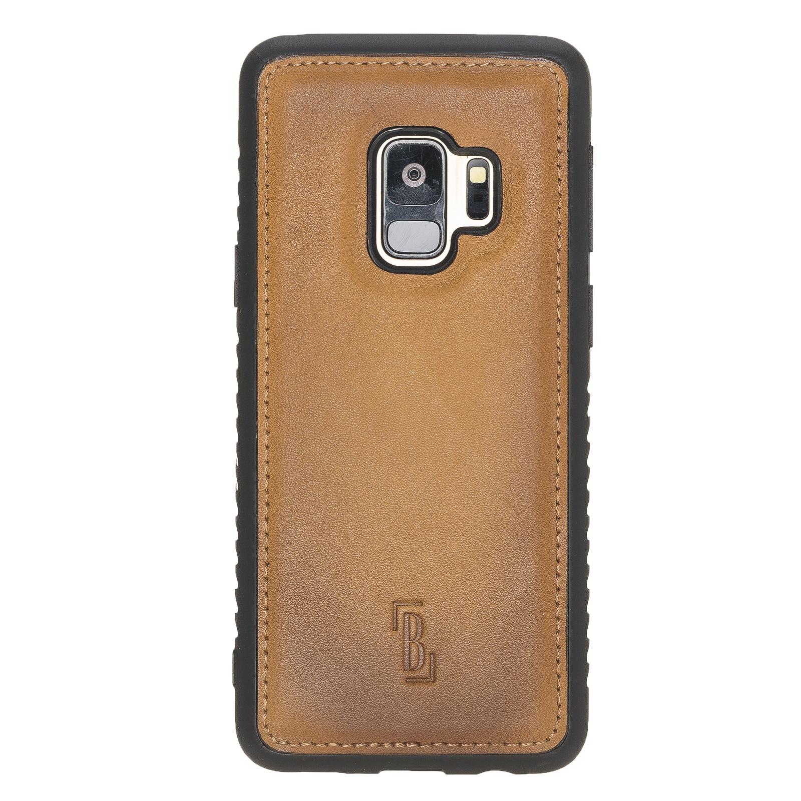 Чехол для сотового телефона Burkley для Samsung Galaxy S9 FlexCover, бронза