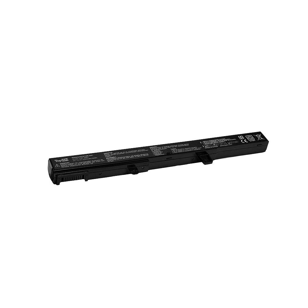 Аккумулятор для ноутбука TopON TOP-X451