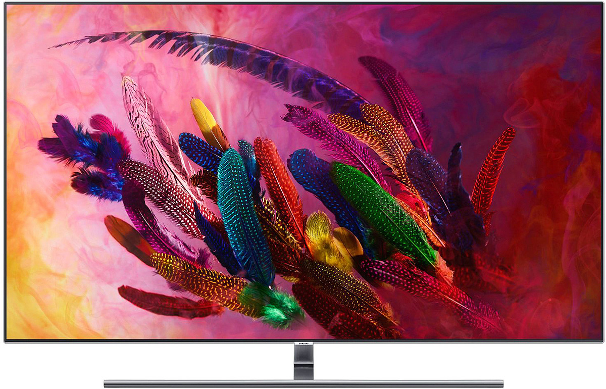 лучшая цена Телевизор Samsung QE65Q7FNAUX 65