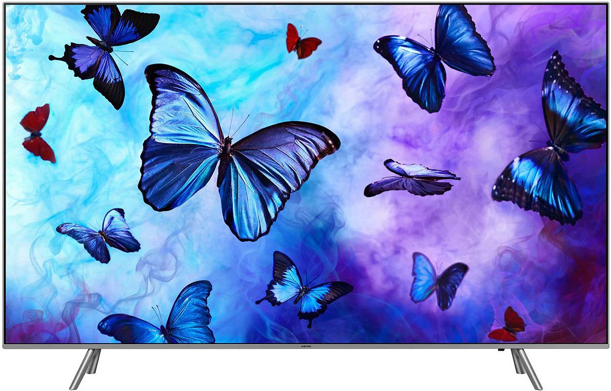 лучшая цена Телевизор Samsung QE65Q6FNAUX 65
