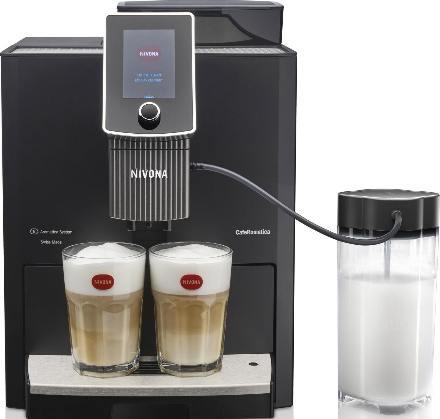 Кофемашина Nivona NICR 1030, черный цены