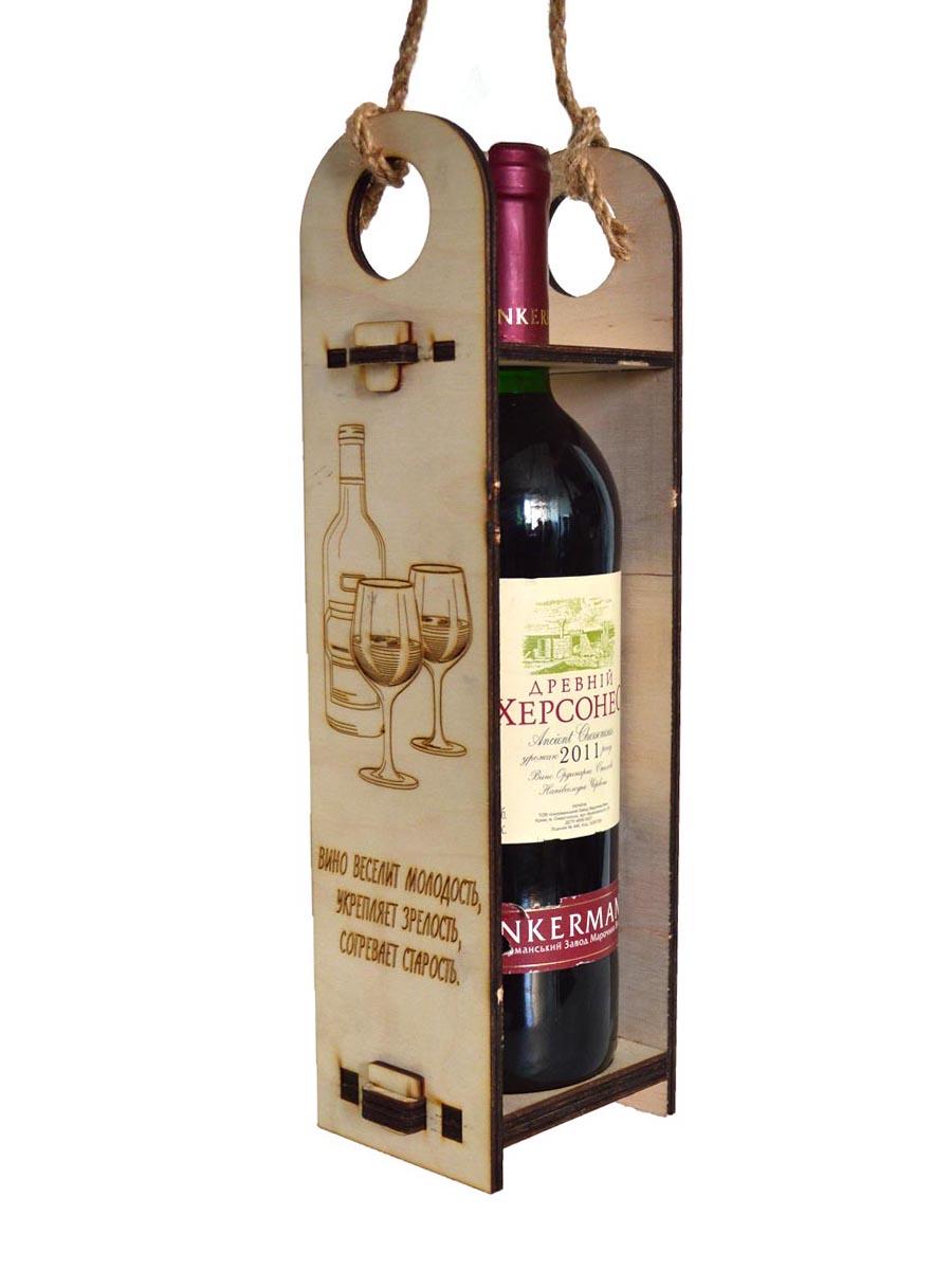 Подарочная упаковка Мастер Дизайн ПДВК-1, темно-коричневый подарочная упаковка мастер дизайн пу385001700 коричневый