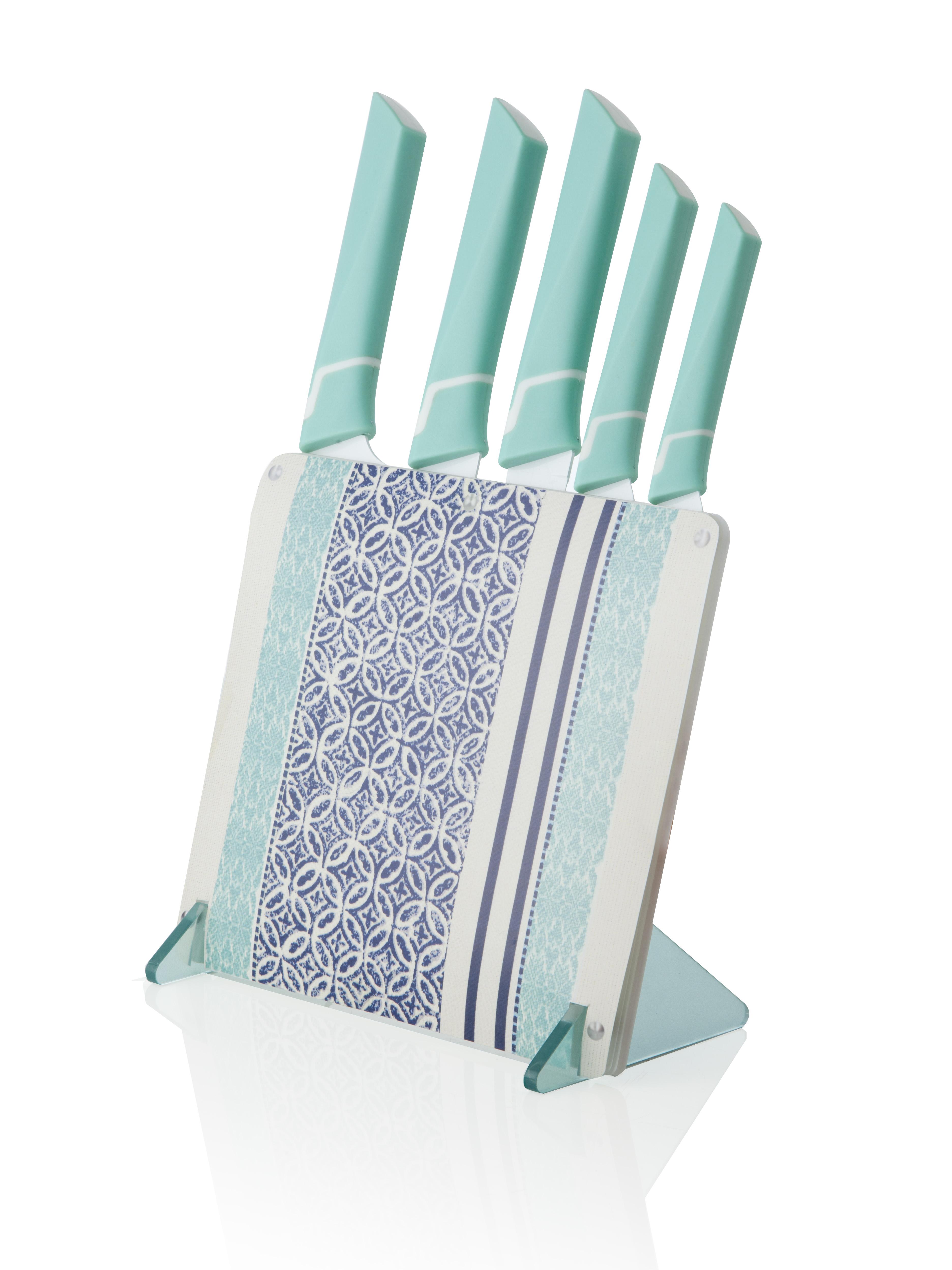 Набор кухонных ножей Brandani PANAREA, 5шт.
